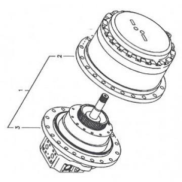 Caterpillar 081-3224 Reman Hydraulic Final Drive Motor