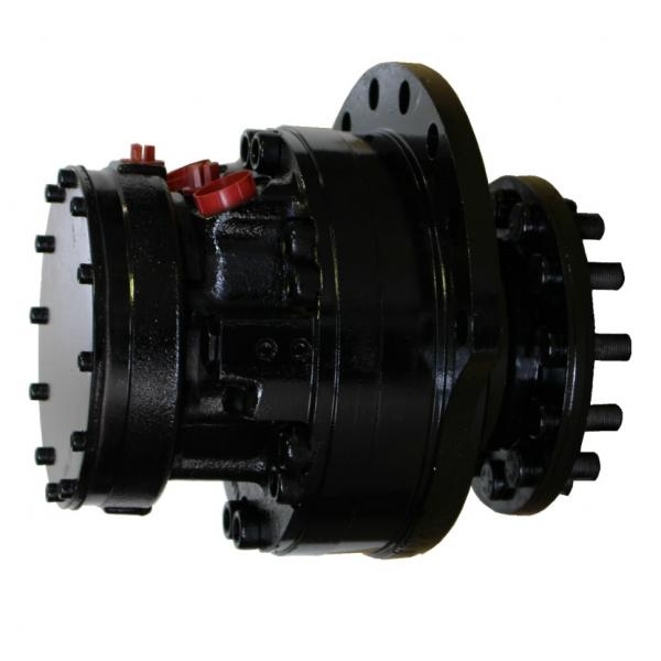 Caterpillar 252B3 2-Spd Reman Hydraulic Final Drive Motor #2 image