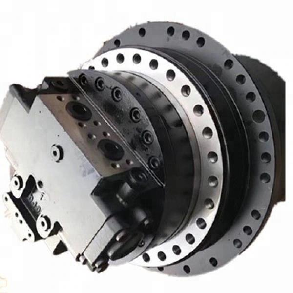 Caterpillar 081-4205 Reman Hydraulic Final Drive Motor #1 image