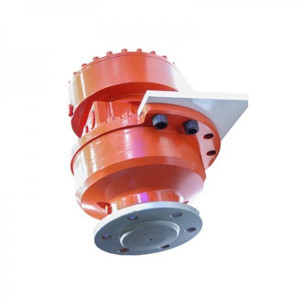 Caterpillar 242B 1-spd Reman Hydraulic Final Drive Motor #1 image