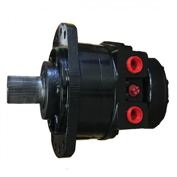 Caterpillar 236B3 1-spd Reman Hydraulic Final Drive Motor #2 image