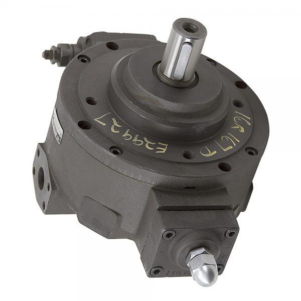 John Deere 328 2-SPD RH Reman Hydraulic Finaldrive Motor #3 image