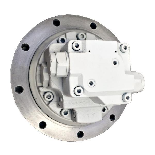 John Deere 2454D Hydraulic Finaldrive Motor #3 image