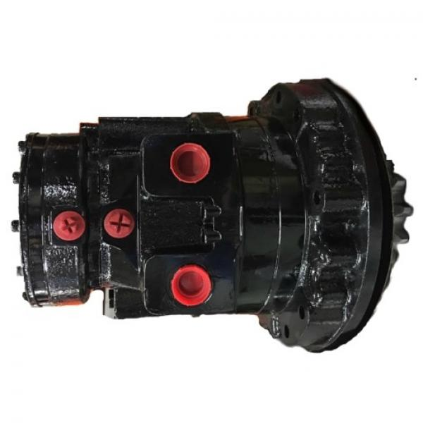 John Deere 70D Hydraulic Final Drive Motor #3 image