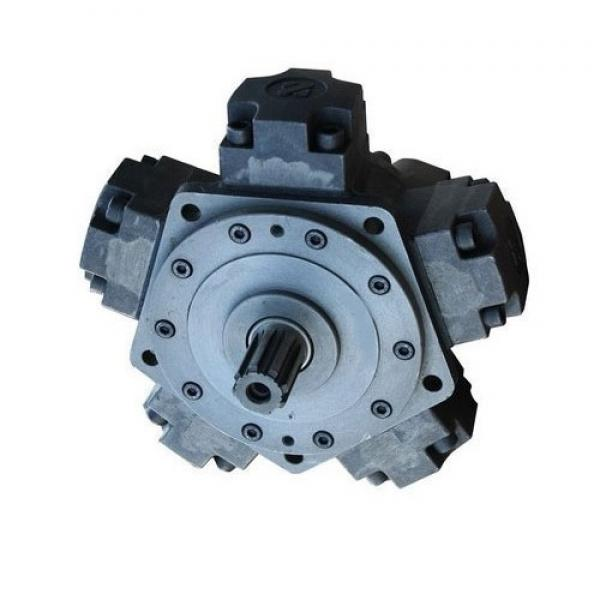 John Deere 328 2-SPD RH Reman Hydraulic Finaldrive Motor #2 image