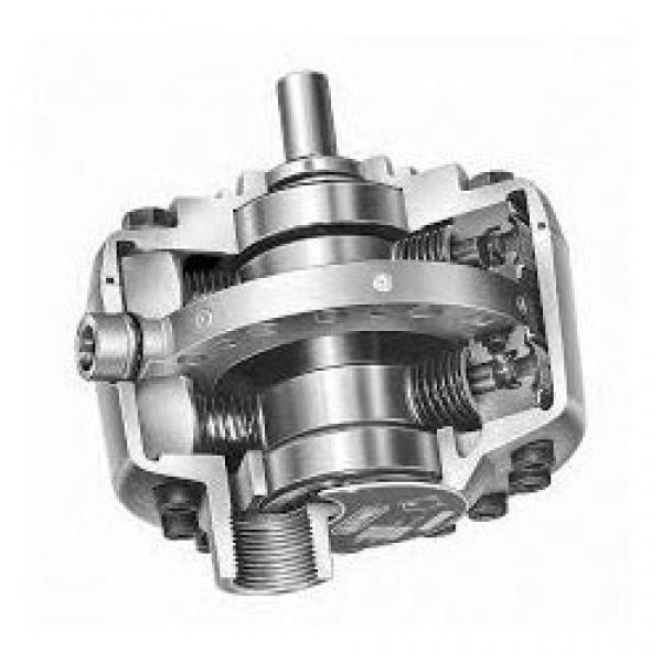 John Deere 333D 2-SPD EH Reman Hydraulic Finaldrive Motor #2 image