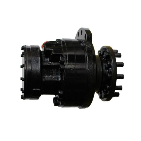 John Deere 333D 2-SPD EH Reman Hydraulic Finaldrive Motor #3 image
