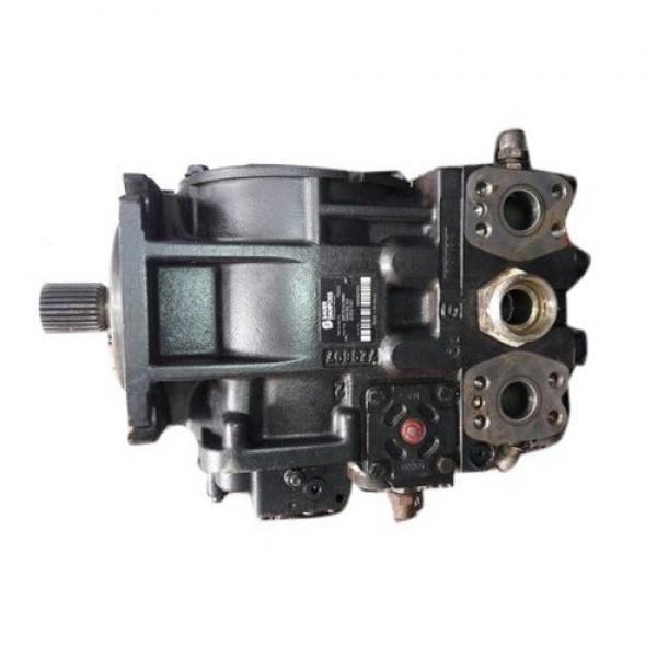 JCB 1105 Reman Hiflow Hydraulic Final Drive Motor #3 image