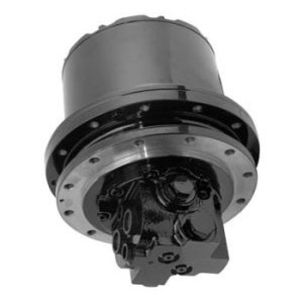 John Deere 328D 2-SPD LH Reman Hydraulic Final Drive Motor #3 image