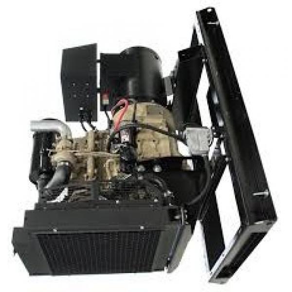 John Deere 450LC Hydraulic Final Drive Motor #3 image