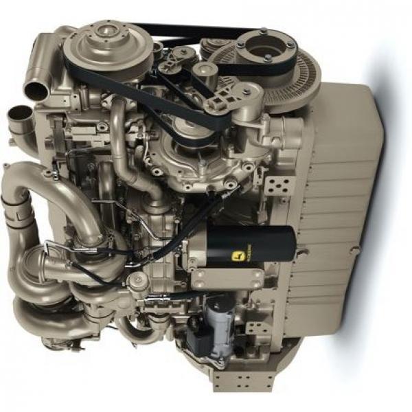 John Deere 70D Hydraulic Final Drive Motor #1 image