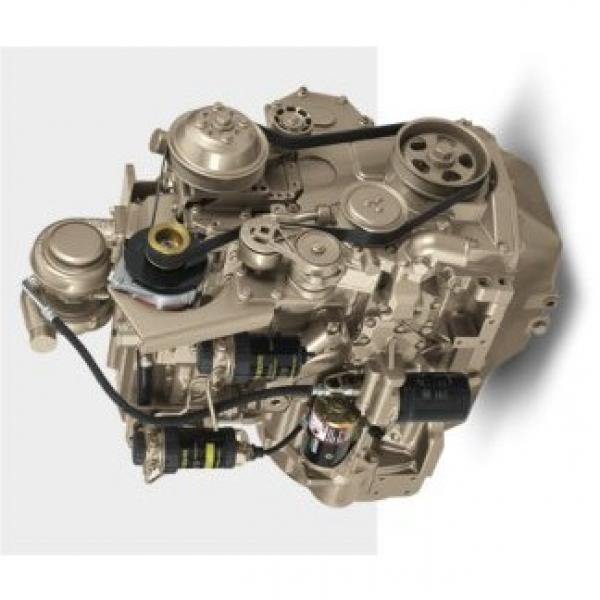 John Deere AT217359 Hydraulic Final Drive Motor #3 image