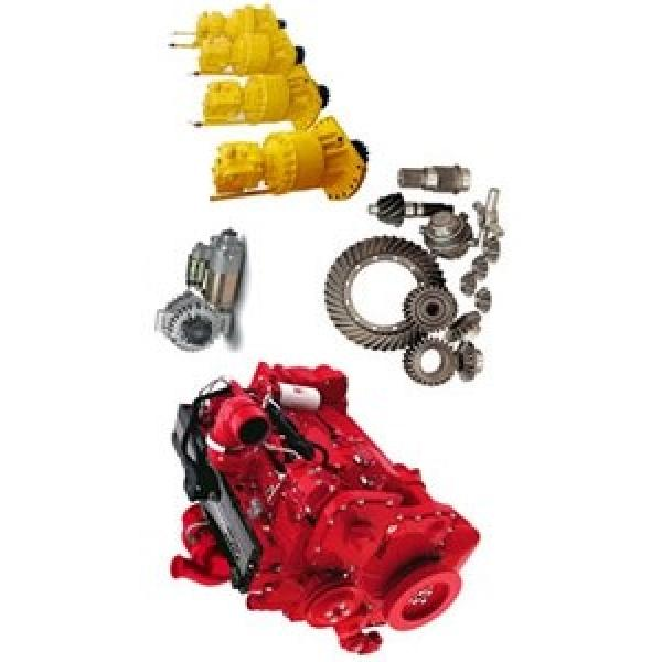 John Deere AT340361 Reman Hydraulic Final Drive Motor #3 image