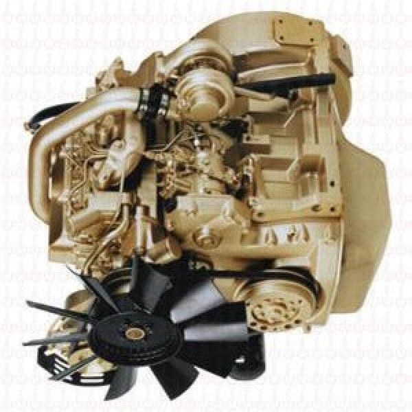 John Deere 328D 2-SPD LH Reman Hydraulic Final Drive Motor #1 image