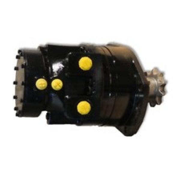 John Deere AT217307 Hydraulic Final Drive Motor #3 image