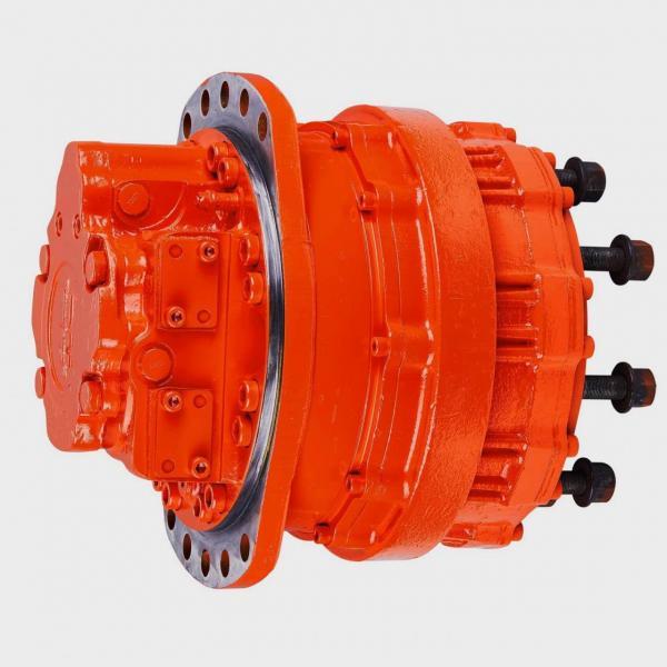 Bomag BW122PD Reman Hydraulic Final Drive Motor #1 image