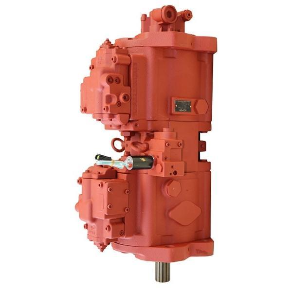 Kawasaki K3V112DT-1XER-9N24-2 Hydraulic Pump #1 image