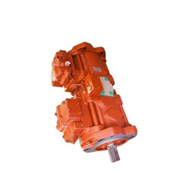 Kawasaki K3V112DT-1XER-9N24-2 Hydraulic Pump #2 image